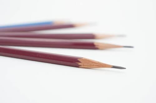 デッサン用の鉛筆
